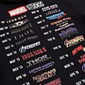 Disney Store Marvel Studios Hooded Sweatshirt For Adults