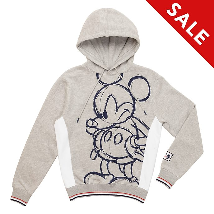 Disney Store - Micky Maus - Kapuzensweatshirt für Erwachsene