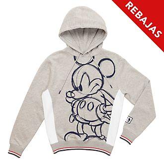 Sudadera con capucha para adultos Mickey Mouse, Disney Store