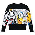 Disney Store - Micky und seine Freunde - Sweatshirt für Damen