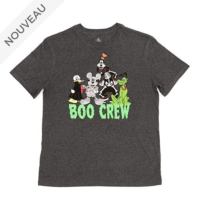 Disney Store T-shirt d'Halloween Mickey et ses Amis pour hommes