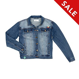 Disney Store Toy Story 25th Anniversary Denim Jacket For Adults