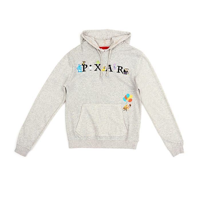 Disney Store World of Pixar Hooded Sweatshirt For Adults
