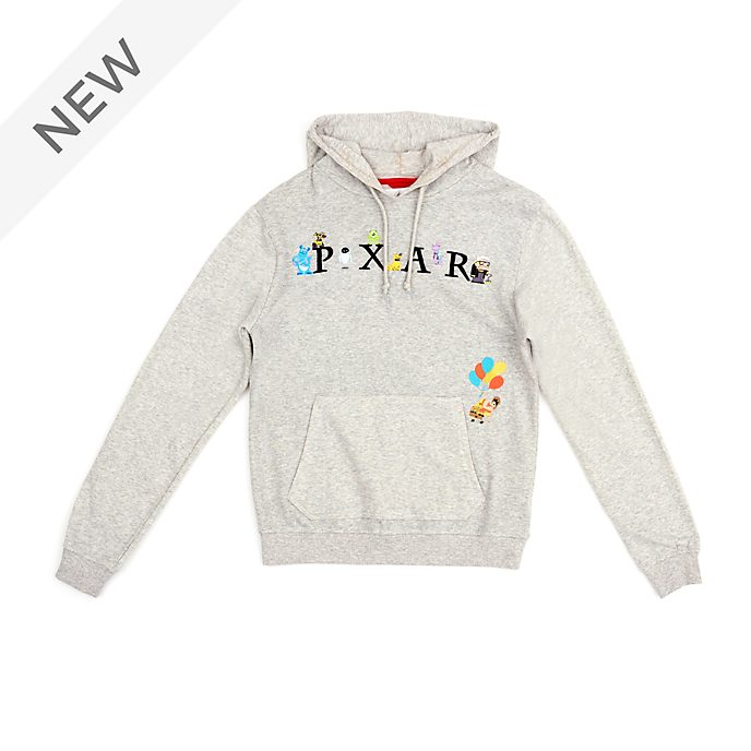 Disney Store World of Pixar Hooded Sweatshirt For Adults