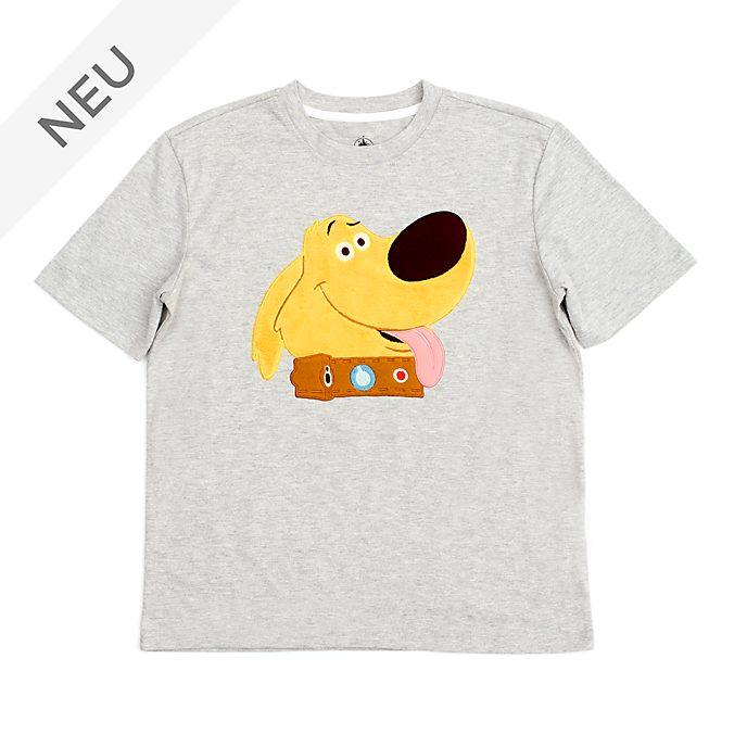Disney Store - Oben - Dug - T-Shirt für Erwachsene