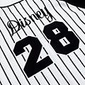 Disney Store - Micky Maus - Baseball-T-Shirt für Erwachsene