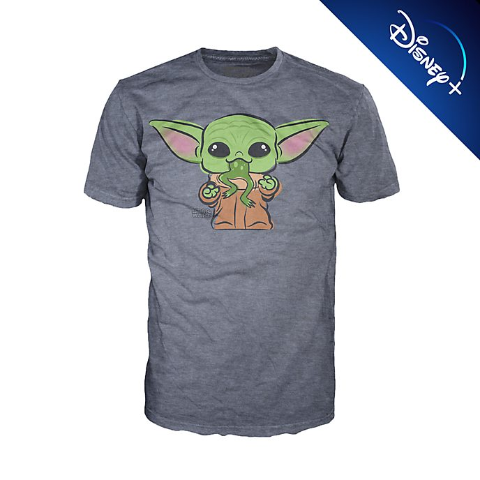 Funko - Star Wars: The Mandalorian - Das Kind - T-Shirt für Erwachsene