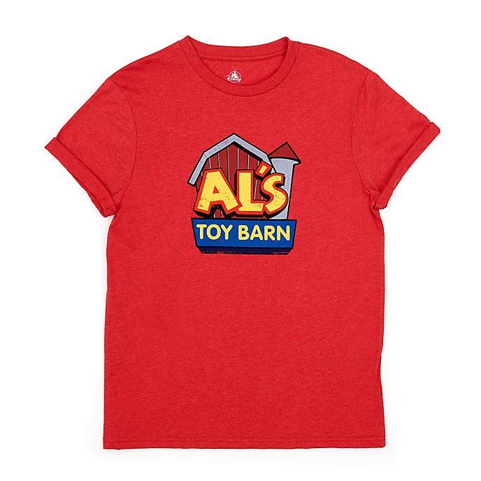Disney Store - Toy Story - Al's Toy Barn - T-Shirt für Erwachsene
