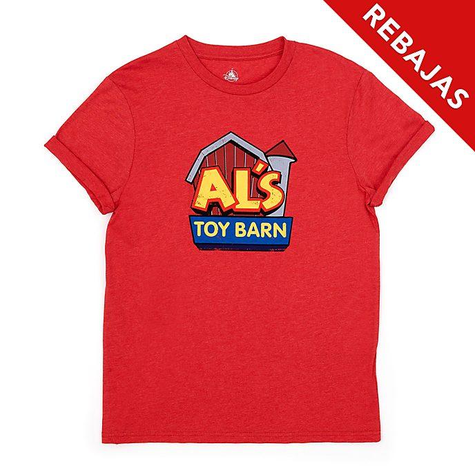 Camiseta Almacén de juguetes de Al para adultos, Toy Story, Disney Store