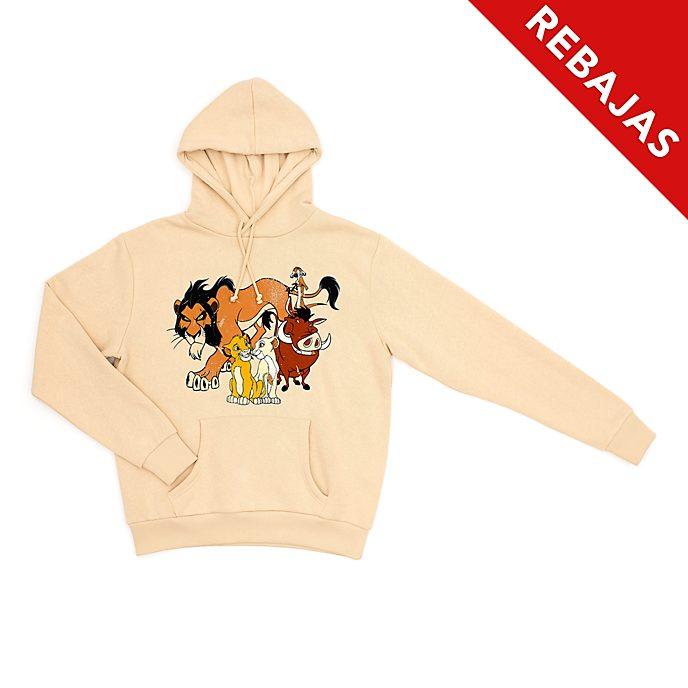 Sudadera con capucha El Rey León para adultos, Disney Store