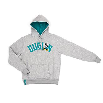 Disney Store Mickey Mouse Dublin Hooded Sweatshirt For Adults