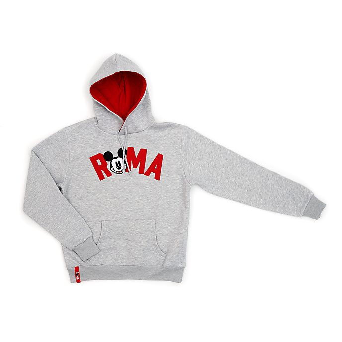 Disney Store Mickey Mouse Roma Hooded Sweatshirt for Adults