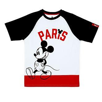 Disney Store - Micky Maus - Paris T-Shirt für Erwachsene