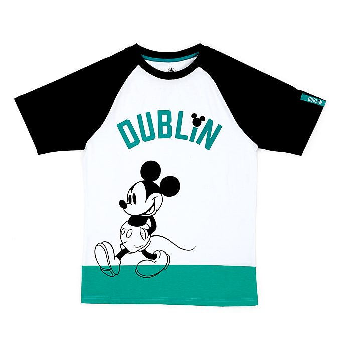 Disney Store Mickey Mouse Dublin T-Shirt For Adults