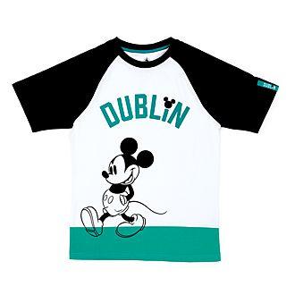Camiseta Dublin Mickey Mouse para adultos, Disney Store