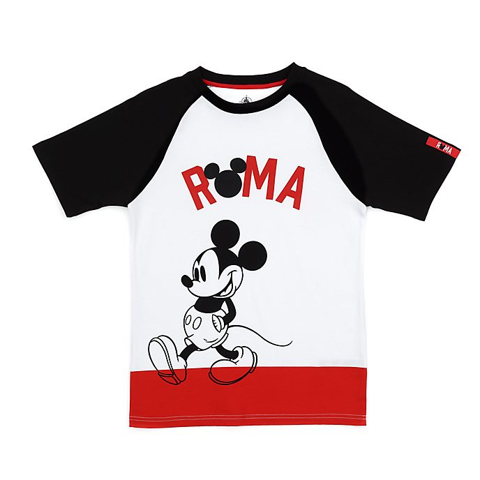 Disney Store T-shirt Mickey Rome pour adultes