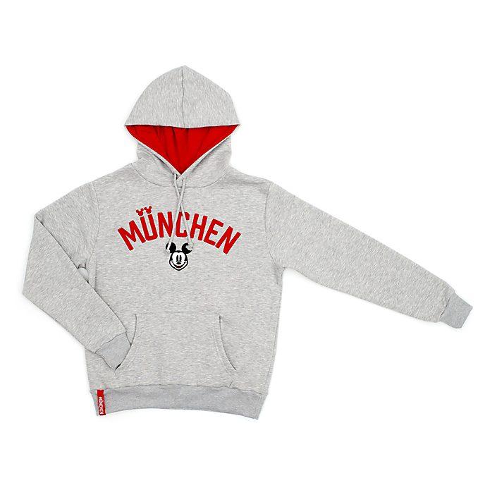 Disney Store Sweatshirt à capuche Mickey Munich pour adultes
