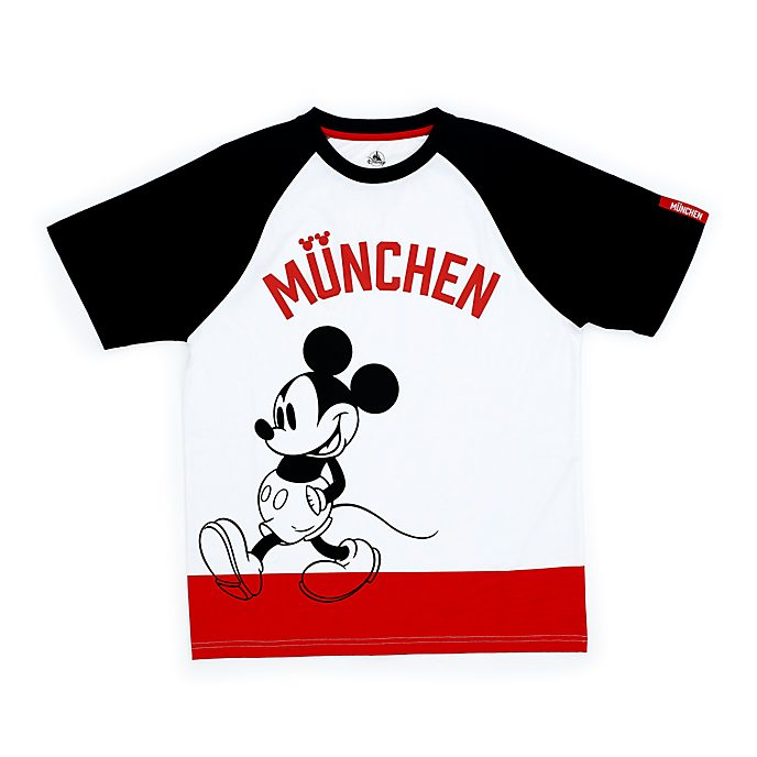 Disney Store - Micky Maus - München T-Shirt für Erwachsene