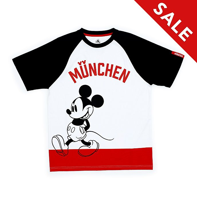 Disney Store Mickey Mouse München T-Shirt for Adults