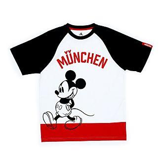 Camiseta para adultos München Mickey Mouse, Disney Store