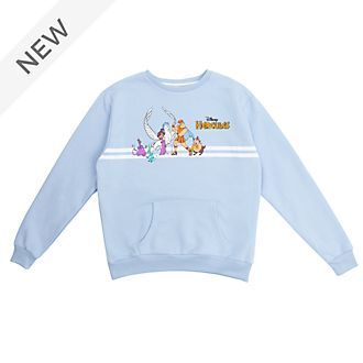 Disney Store Hercules Sweatshirt For Adults