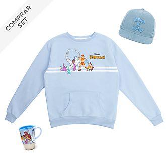 Colección para adultos Hércules, Disney Store