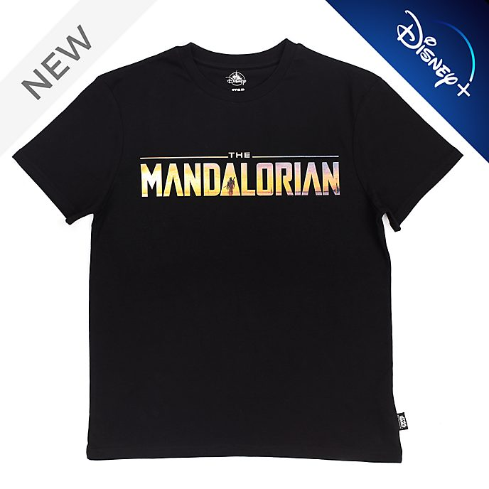 Disney Store The Mandalorian T-Shirt For Adults, Star Wars