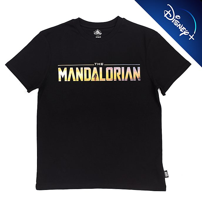 Camiseta para adultos The Mandalorian, Star Wars, Disney Store