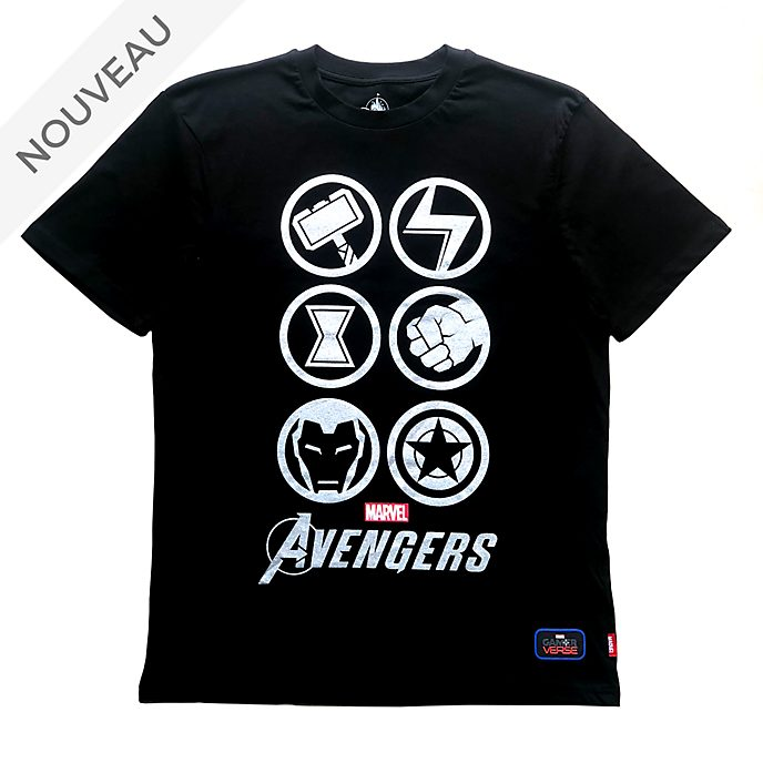 Disney Store T-shirt Marvel Gamerverse pour adultes
