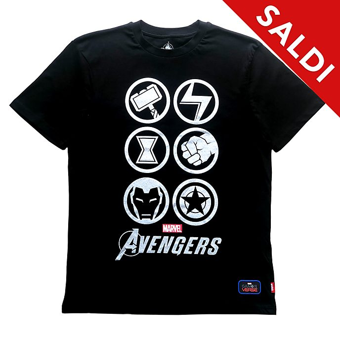 Maglietta adulti Gamerverse Marvel Disney Store