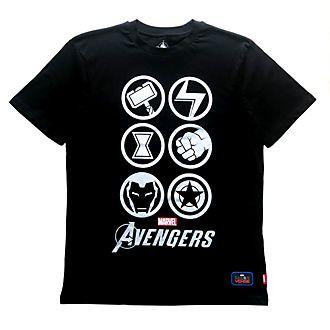 Disney Store - Marvel Gamerverse - T-Shirt für Erwachsene