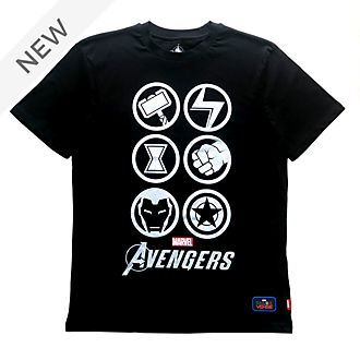 Disney Store Marvel Gamerverse T-Shirt For Adults