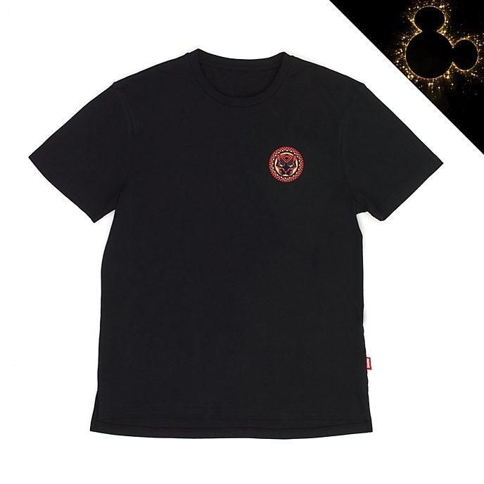 Maglietta adulti Pantera Nera con scritta Wakanda Forever Disney Store