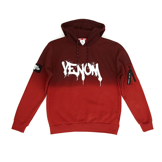 Disney Store Venom Hooded Sweatshirt For Adults