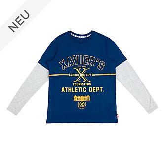 Disney Store - X-Men - Langarm-Shirt für Erwachsene