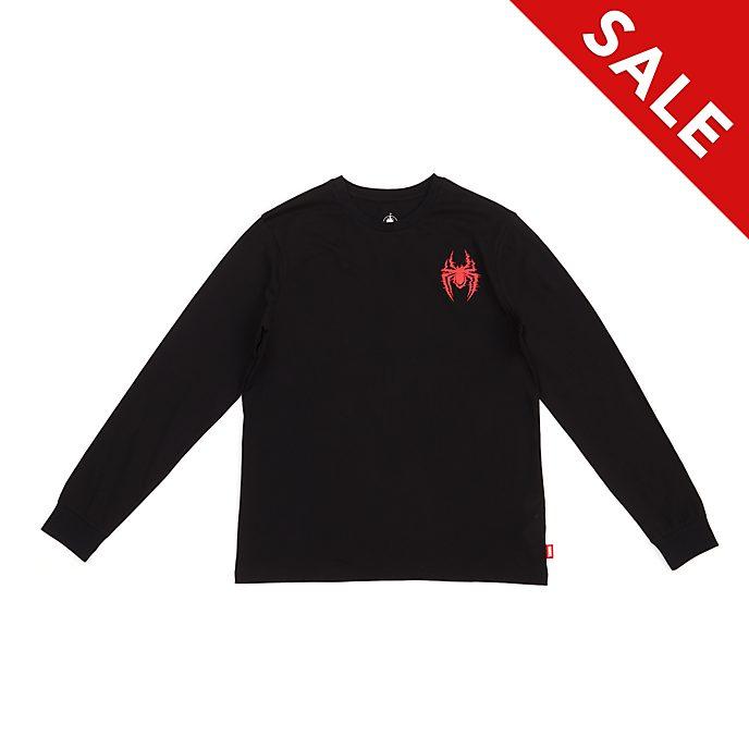 Disney Store - Spider-Man - Miles Morales - Langarm-Shirt für Erwachsene