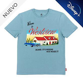 Camiseta Bruja Escarlata y Visión para adultos, Disney Store