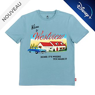 Disney Store T-shirt WandaVision pour adultes
