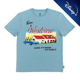 Maglietta adulti WandaVision Disney Store