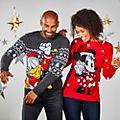 Maglione natalizio adulti Holiday Cheer Paperino Disney Store