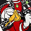 Jersey navideño pato Donald para adultos, Holiday Cheer, Disney Store