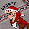 Jersey navideño Gruñón para adultos, Disney Store