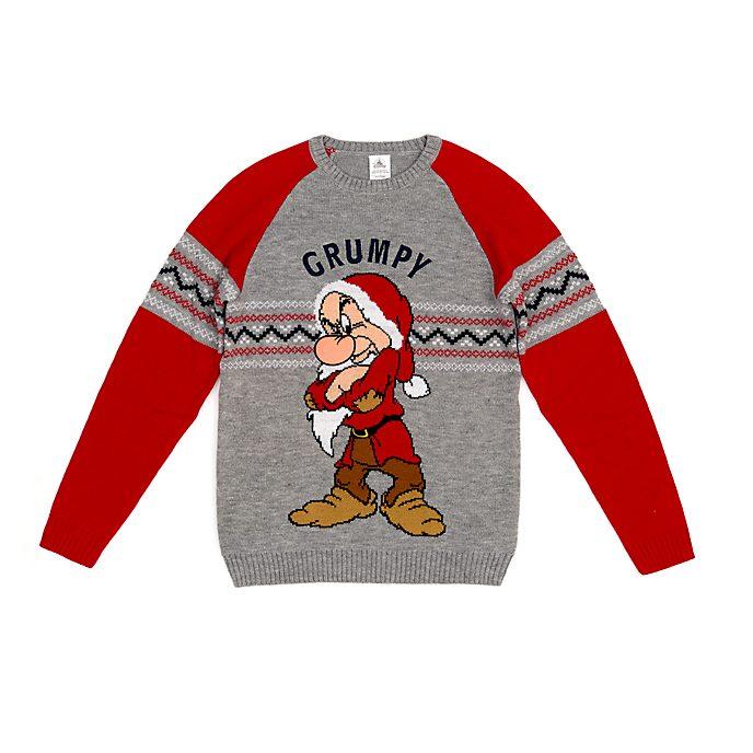 Maglione natalizio adulti Brontolo Disney Store