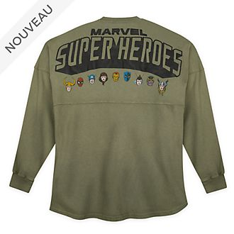 Disney Store Sweatshirt Marvel Comics pour adultes