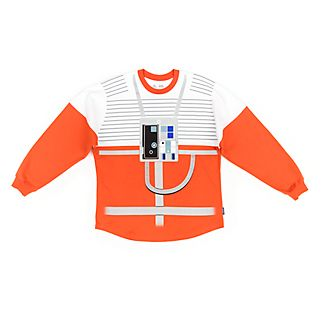 Disney Store Sweat Pilote de X-wing Spirit Jersey pour adultes, Star Wars