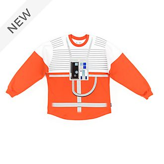 Disney Store X-Wing Pilot Spirit Jersey For Adults, Star Wars