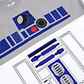 Sudadera universitaria R2-D2 para adultos, Spirit Jersey, Star Wars, Disney Store