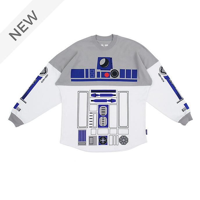 Disney Store R2-D2 Spirit Jersey for Adults, Star Wars