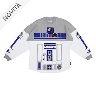 Felpa adulti R2-D2 Star Wars Spirit Jersey Disney Store