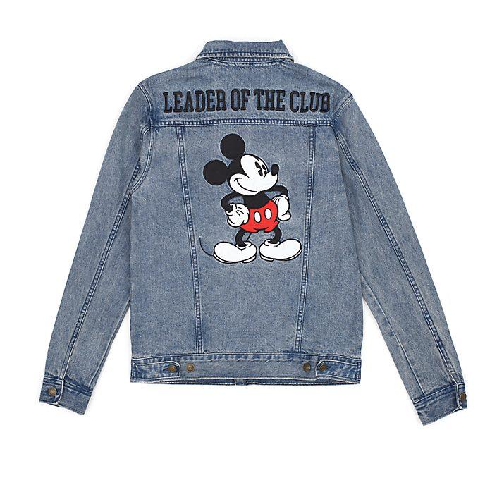 Chaqueta vaquera Mickey Mouse para adultos, Disney Store